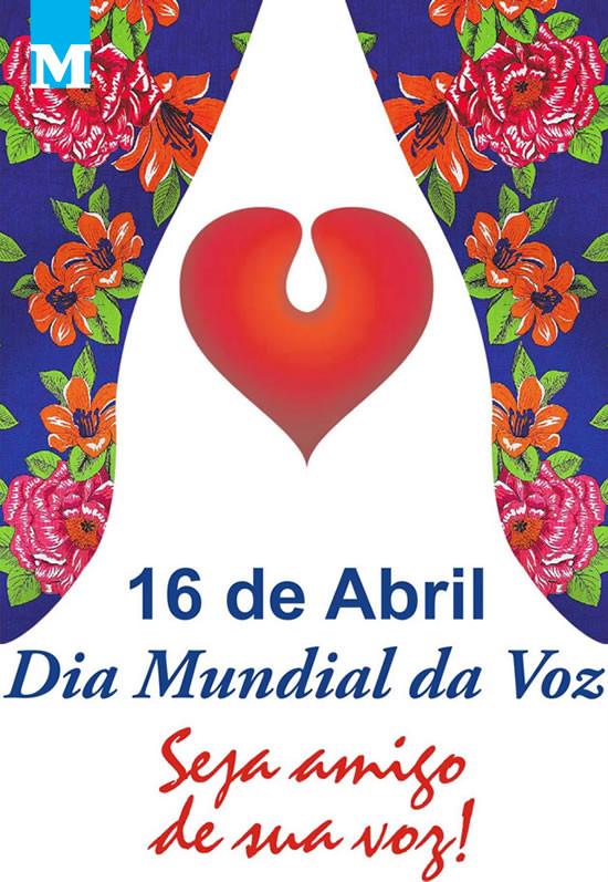 Dia Mundial Da Voz Mensagens Imagens E Frases 2 Jornal